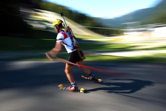 На чемпионате мира по летнему биатлону российские спортсмены оказались сильнее всех в эстафете