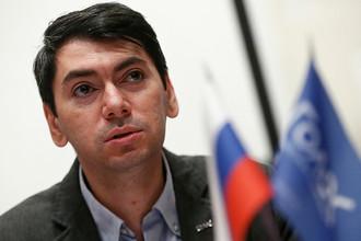 Сопредседатель организации «Голос» Григорий Мельконьянц