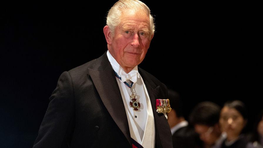 Принц Чарльз поблагодарил мир за реакцию на смерть его отца