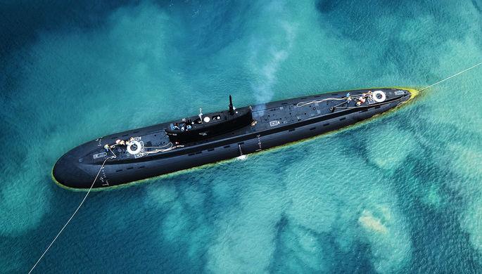 Показать силу: Осло следит за операцией российских подлодок