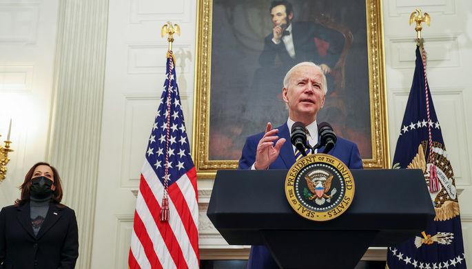 «Америка на последнем месте»: республиканцы уже раскритиковали Байдена