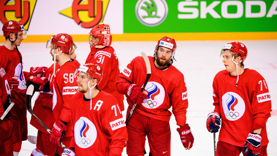 Сборная России по хоккею узнала соперников по группе на Олимпиаде-2022
