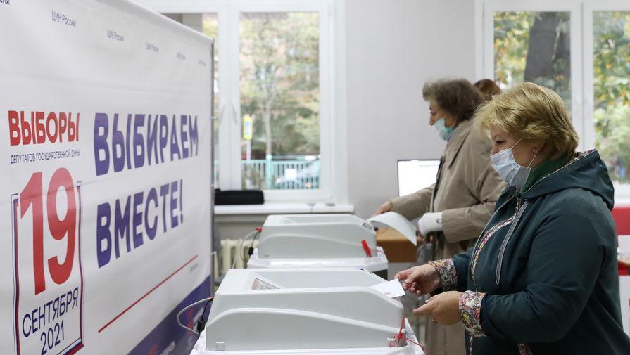 В МВД заявили, что на выборах не было нарушений порядка, повлиявших на итоги голосования