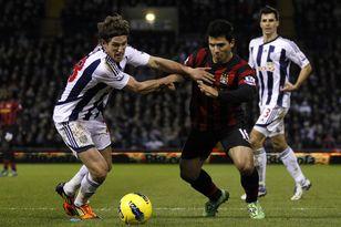 Серхио Агуэро не сумел забить «Вест Бромвичу»