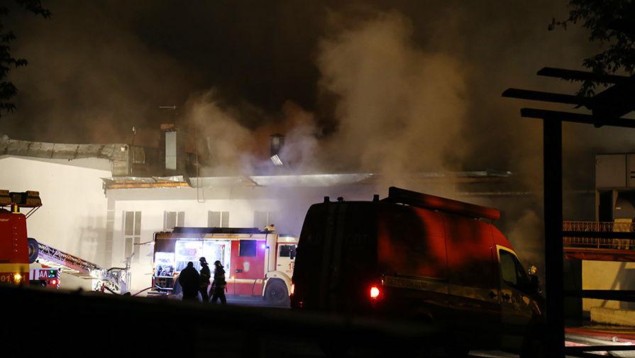 Суд в Москве дал условный срок двум пожарным по делу о гибели их коллег