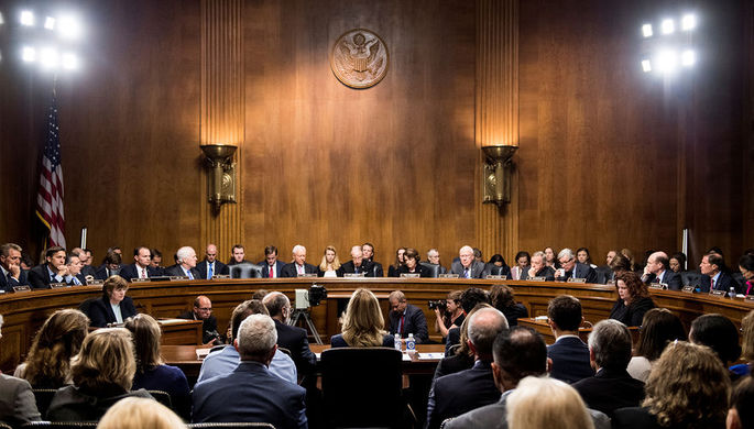 Трамп может «ввязаться» в войну с Ираном, считают в сенате США