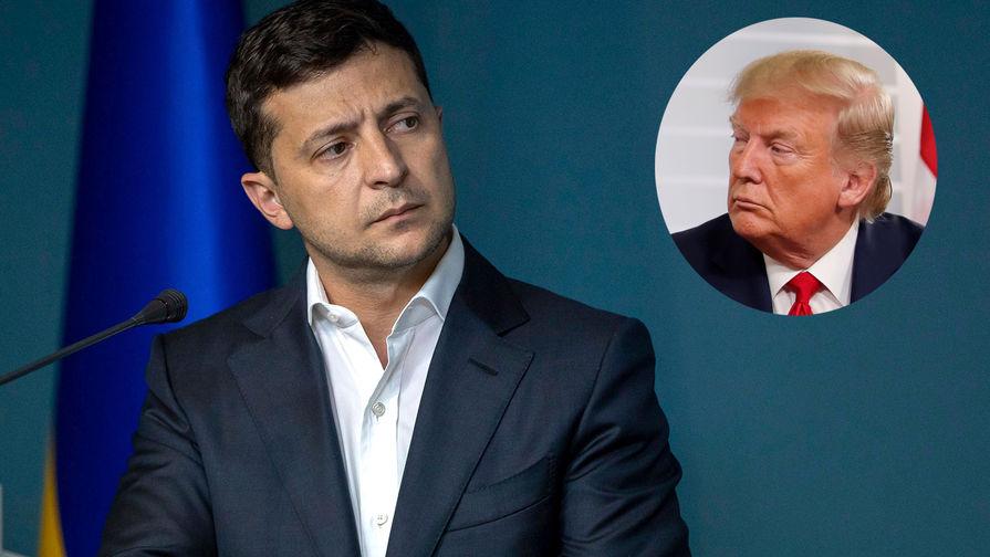 Офис Зеленского отказался публиковать стенограмму разговора с Трампом