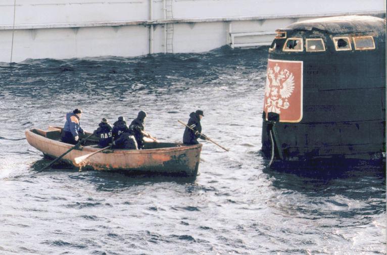 Национальная трагедия: в России вспоминают «Курск»