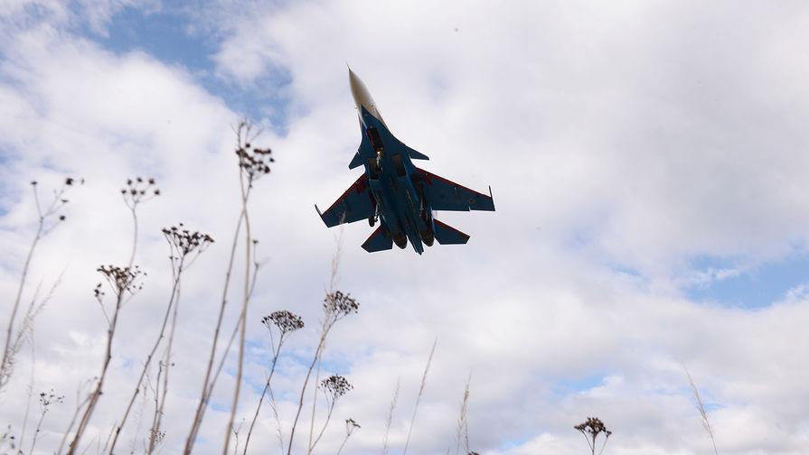 Случайно сбили: Су-30 мог упасть из-за другого самолета