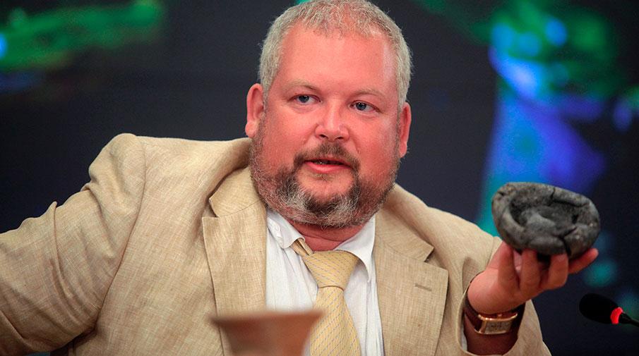 Леонид Кондрашев. Фотография: Александр Натрускин/РИА «Новости»