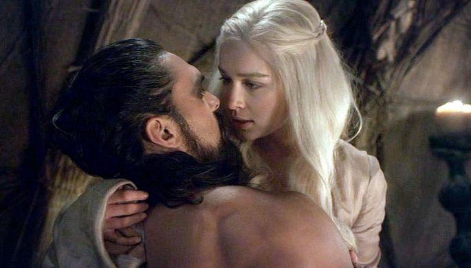 Кадр из сериала «Игра престола»