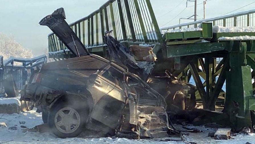 Названа причина обрушения моста в Дагестане