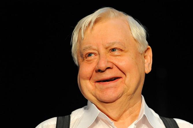 Актер, режиссер, руководитель театра и педагог Олег Павлович Табаков отмечает 80-летие