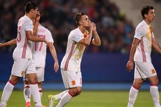Сборные Испании и Италии встречаются в полуфинале молодежного чемпионата Европы