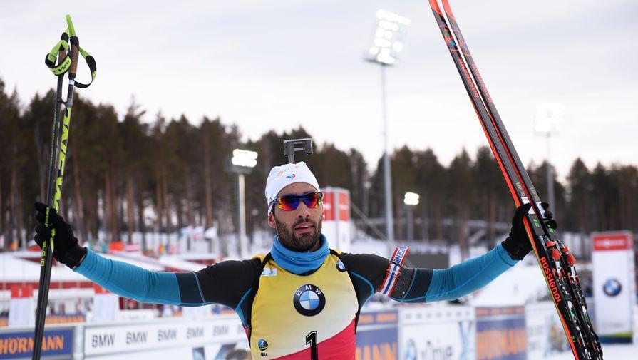 Фуркад прокомментировал победу в индивидуальной гонке на ЧМ