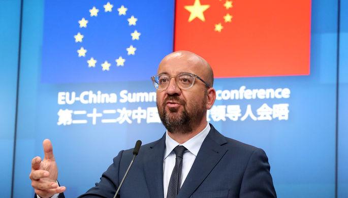 Это плохой закон: Европа учит Китай управлять Гонконгом