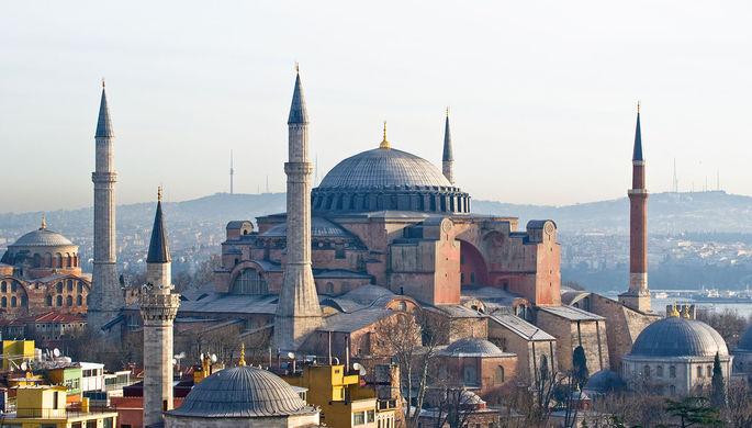 Козырь Эрдогана: зачем Турция покусилась на собор Святой Софии