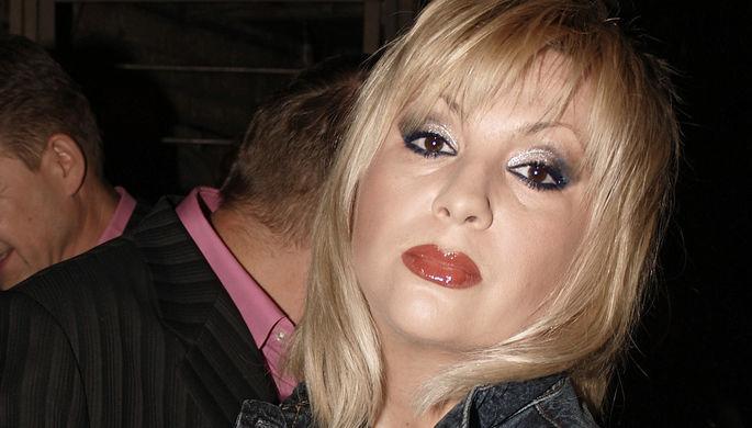 Певица Валентина Легкоступова, 2007 год