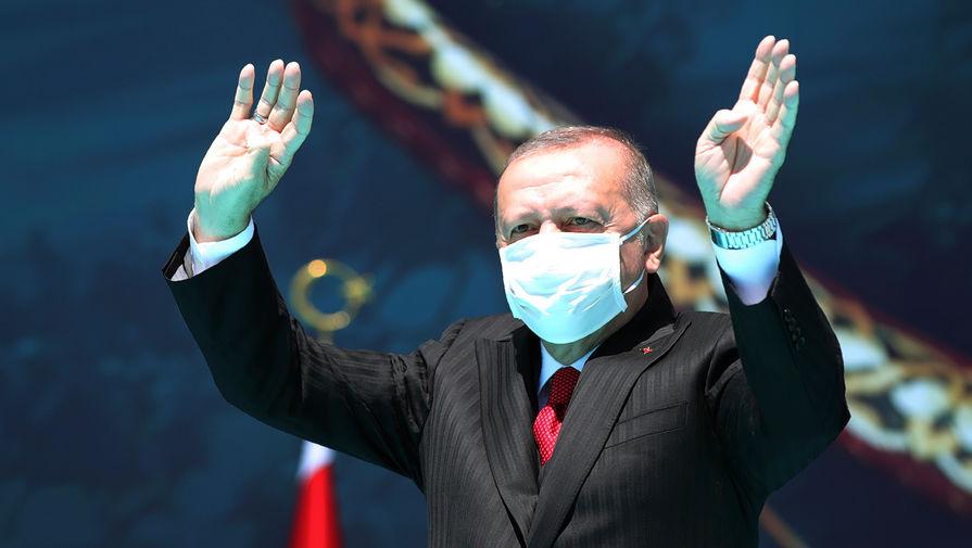 Турция обнаружила запасы газа в Черном море