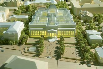 Проект Нормана Фостера по созданию музейного квартала вокруг ГМИИ