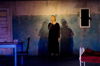 На фестивале «Золотая маска» показали спектакли Кристиана Люпы