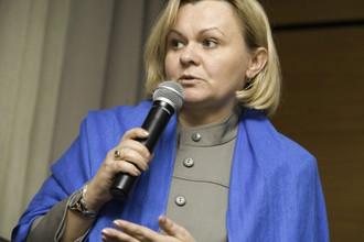 Директор кризисного центра «Анна» Марина Писклаково