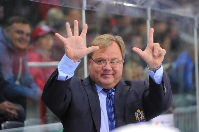 Главный тренер клуба КХЛ «Адмирала» Ханну Йортикка подал в отставку.