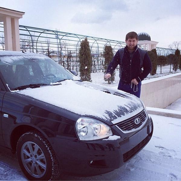 Instagram Kadyrov_95
