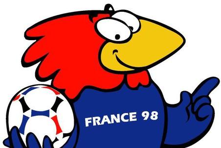 Чм по футболу 98