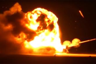Взрыв бомбардировщика Ту-95 на авиабазе Украинка в Амурской области, 8 июня 2015 года