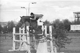 Скончался четырехкратный чемпион СССР по конному спорту Олег Оводов