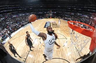 Матч всех звезд НБА 2018