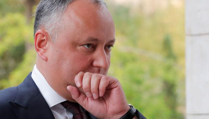 В администрации Додона назвали «фейком» информацию о подготовке госпереворота