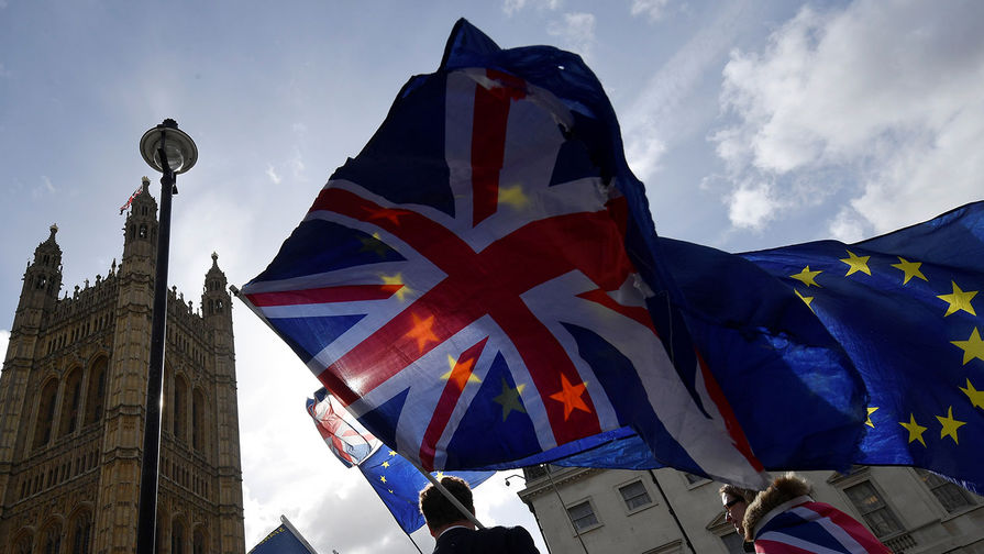 Евросоюз отсрочил Brexit