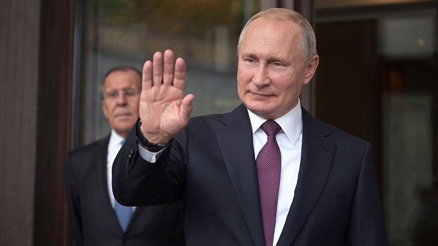Песков рассказал, как Путин отметит свое 67-летие