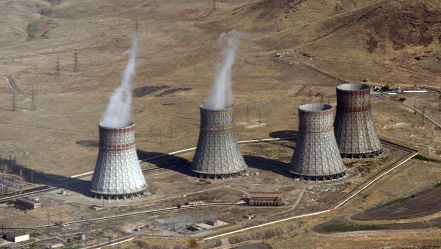 «Будет катастрофа»: Баку пригрозил подрывом армянской АЭС