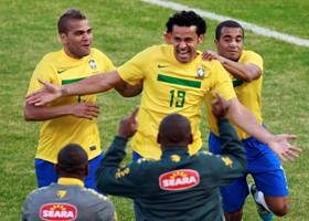 Фред спас бразильцев от поражения