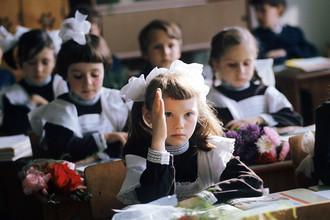 Школьников зашивают в госзаказ