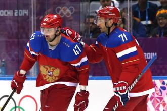 Александр Радулов и Илья Ковальчук снова в сборной