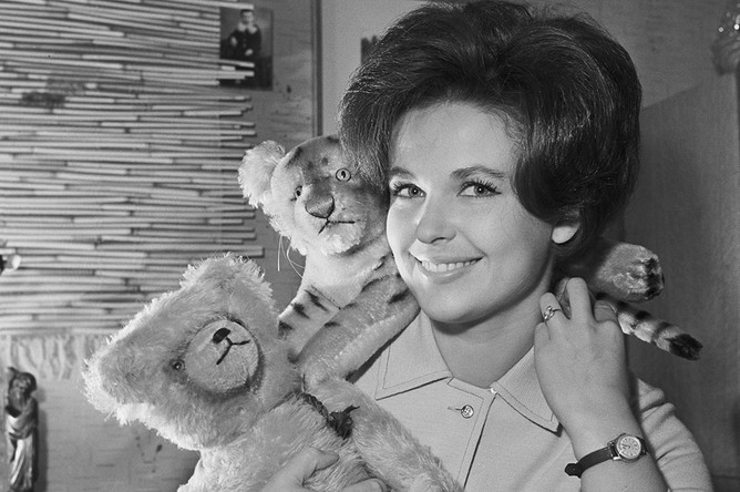 Наталья Фатеева, 1963 год