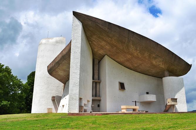 Архитектура Ле Корбюзье