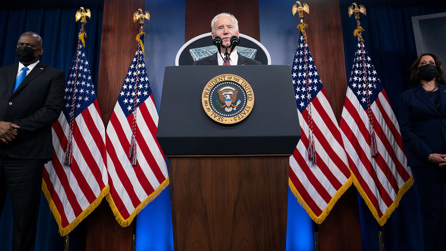 Байден заявил, что сексуальное насилие в ВС США является угрозой нацбезопасности