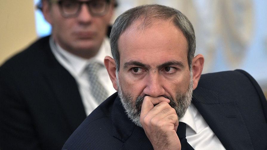 Пашинян рассчитывает на принятие новой конституции Армении