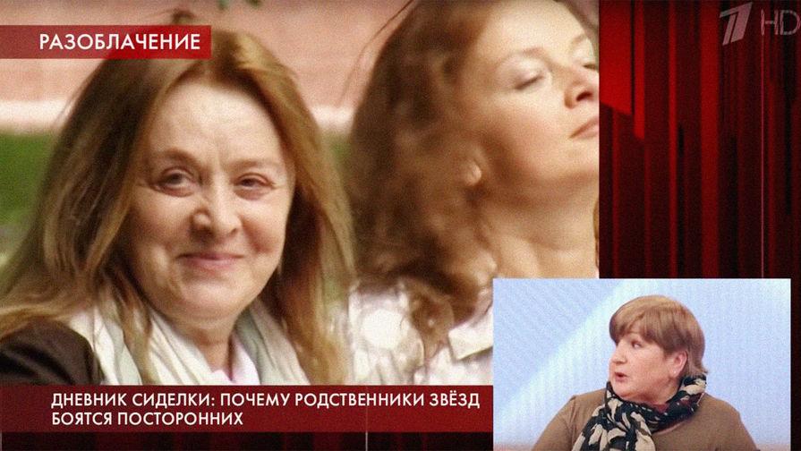 Дети Маргариты Тереховой ответили напретензии экс-сиделки