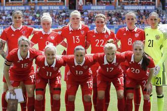 Женская сборная России по футболу сыграет со шведками на групповом этапе чемпионата Европы — 2017