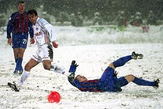 Тот самый «снежный» матч 2002 года