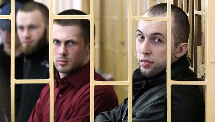 Справа налево: Алексей Никитин, Вадим Ковтун, Александр Ковтун