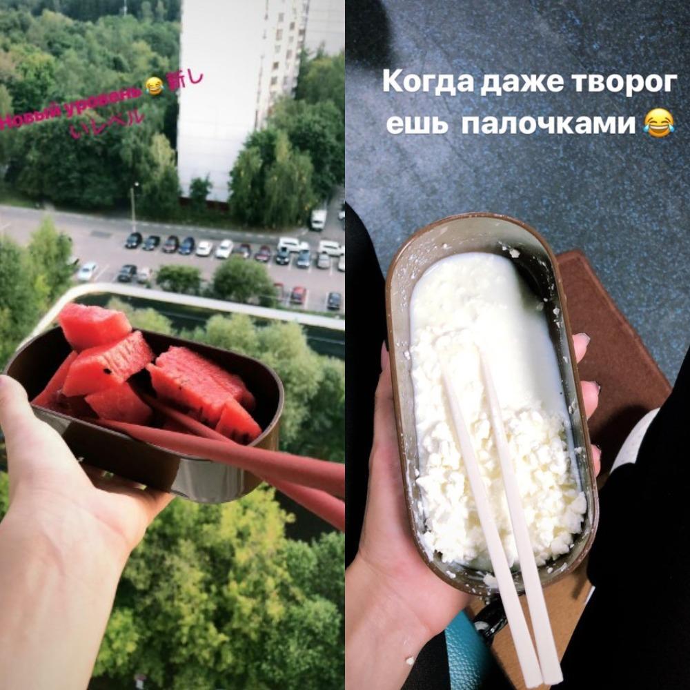 Российская фигуристка Алина Загитова привыкает к японскому стилю жизни
