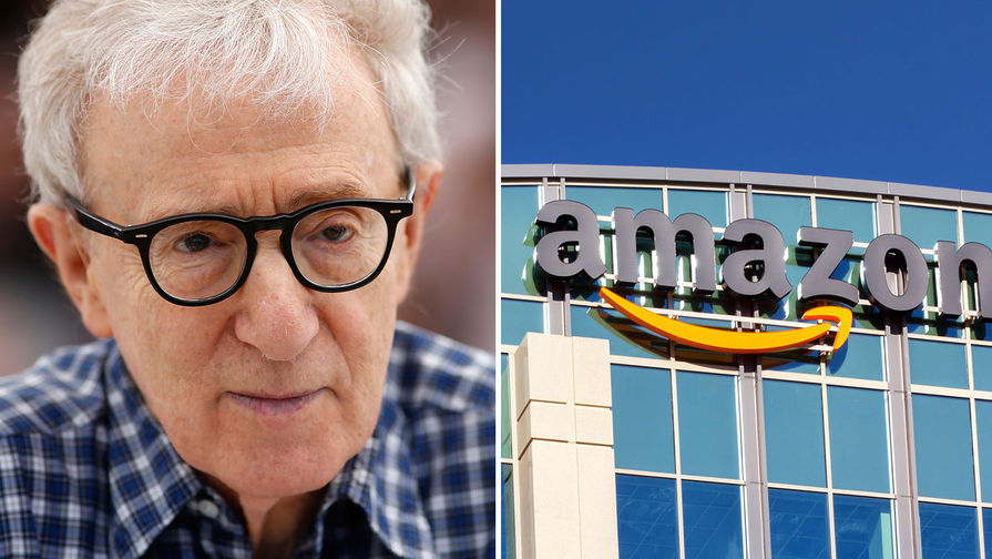 Режиссер Вуди Аллен подал иск против Amazon на $68 млн