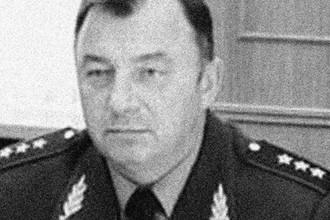 Генерал-полковник Юрий Соловьев